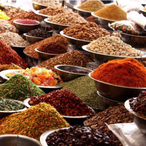 Spices & Ingredients